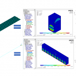 Article with Overview of ANSYS-SwiftComp GUI: An ANSYS Plugin for Multiscale Modeling of Composites (by Banghua Zhao)